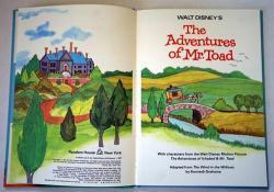 Toad book titlepage